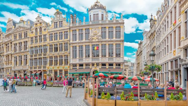 Brussels Grote Market 1534989_1920