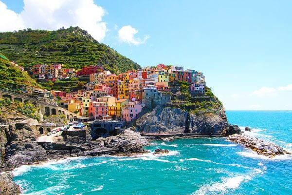 Italy by rail - Cinque Terre