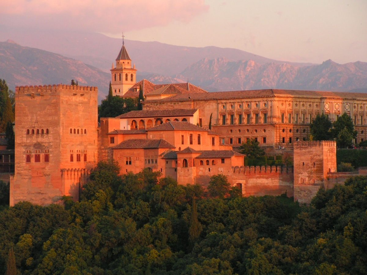 Granada and the Alhambra Palace