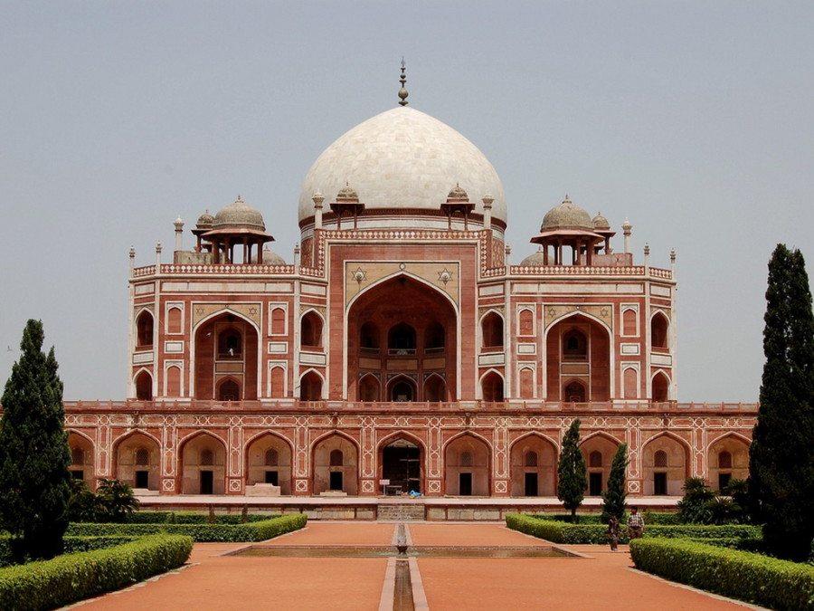 Humayun's Tomb Delhi (1)