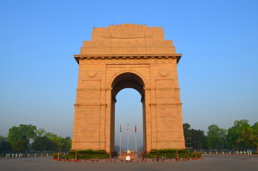 India Gate Delhi(6)