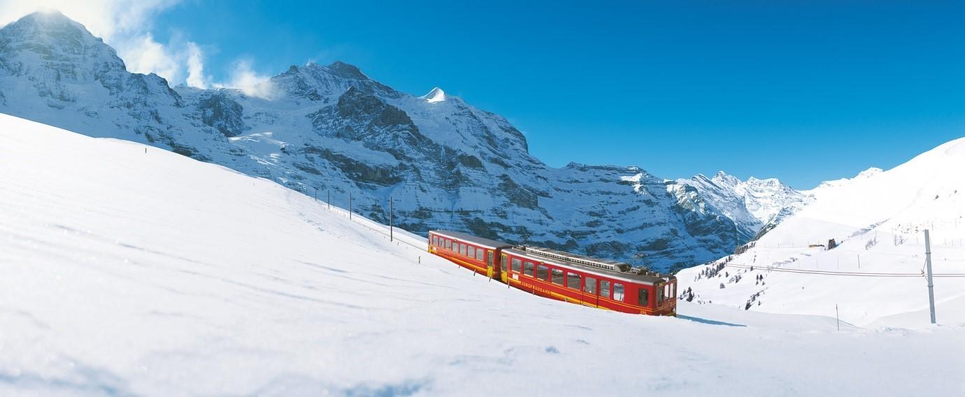 Jungfraujoch Railway