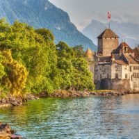 Montreux luxury holidays by planet rail