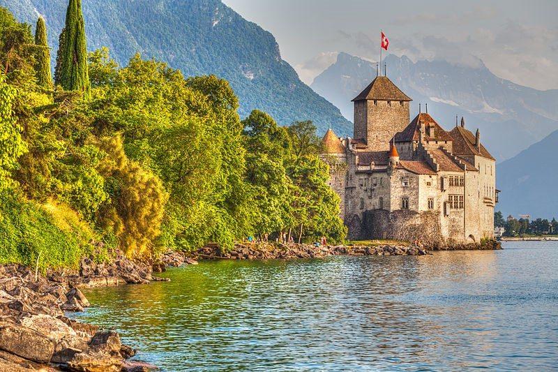 Maggiore (Montreux image)