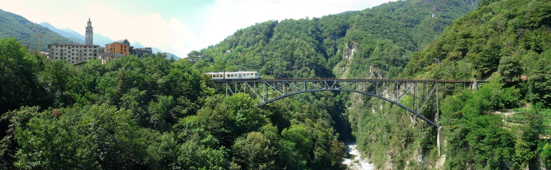 Maggiore (centovalli railway)