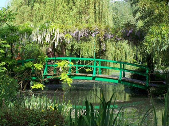 Seine River Cruise Visits Monets Garden at Giverny