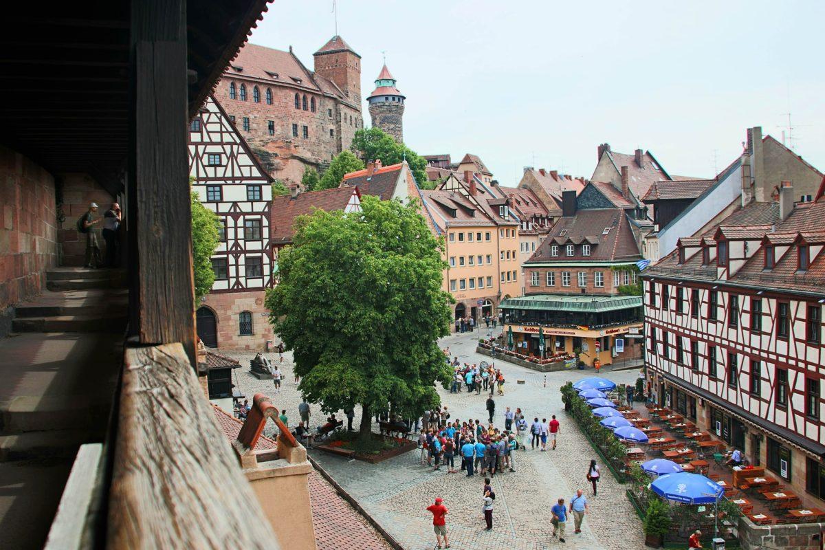Nuremberg Old Town1