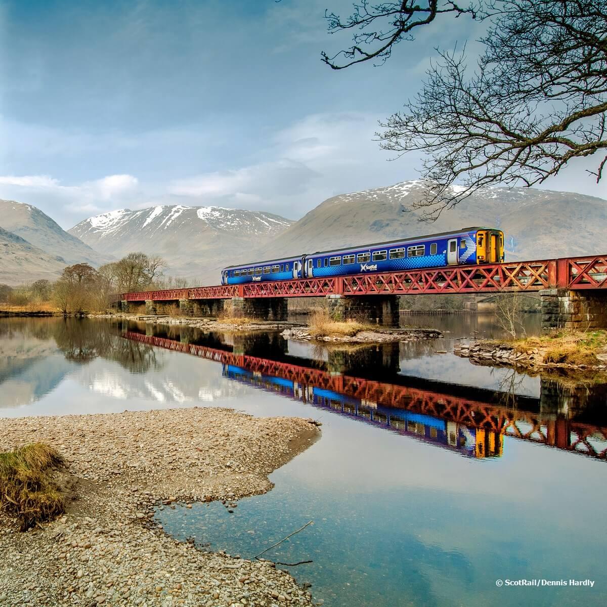 Scotland By Rail Planet Rail