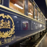 Orient Express Rolling Stock Carriage External