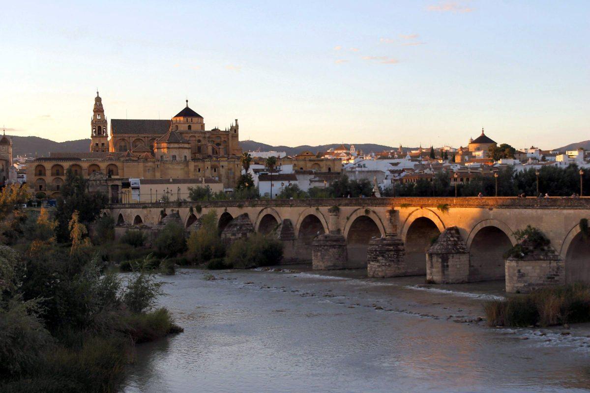 Visit The Roman Bridge St Córdoba