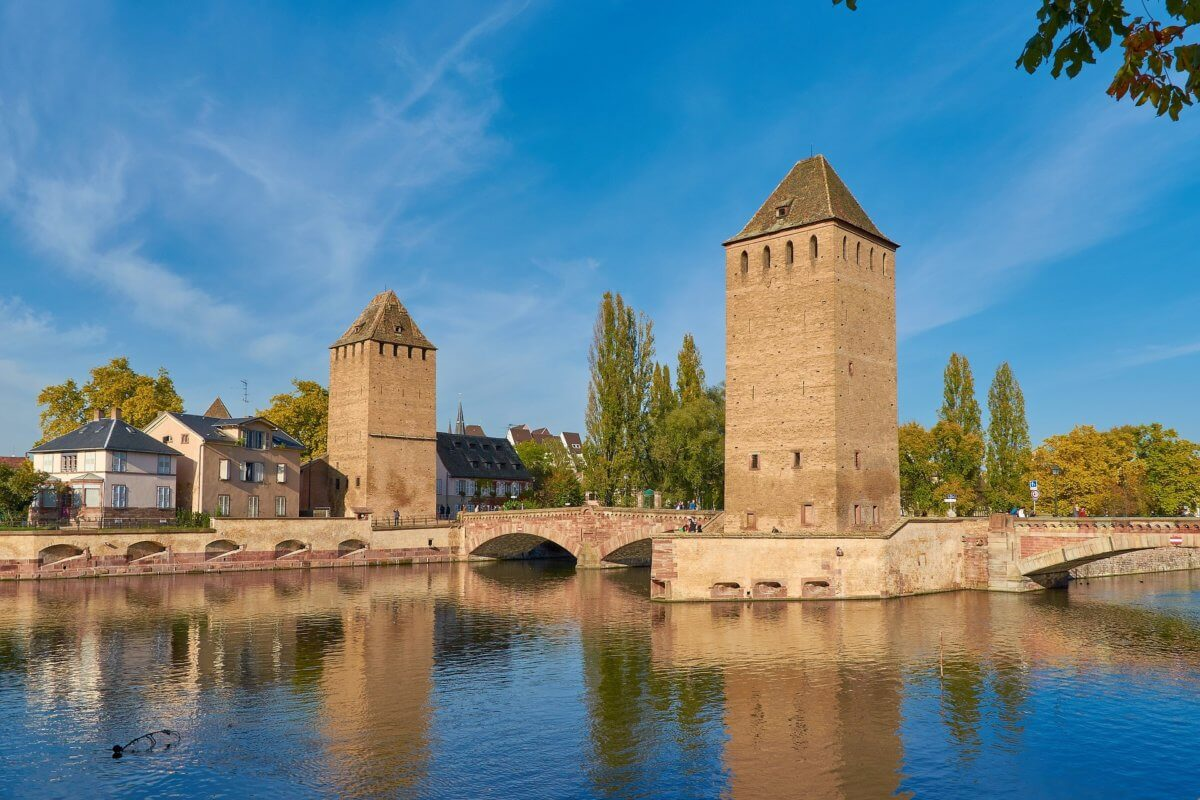 strasbourg-towers-france