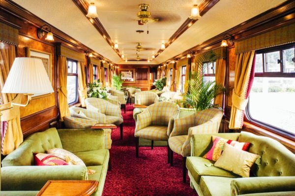 Royal Scotsman Planet Rail Lounge