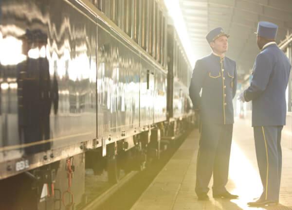 Orient Express Platform Check