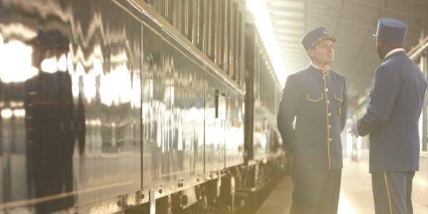 Orient Express Platform Image