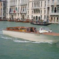 Venice Water Taxi Transfer Orient Express