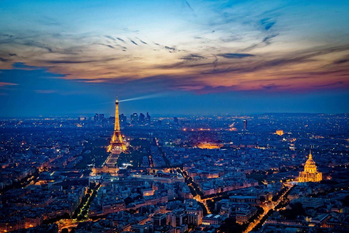 Paris Planet Rail