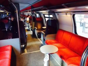 geneva train interior
