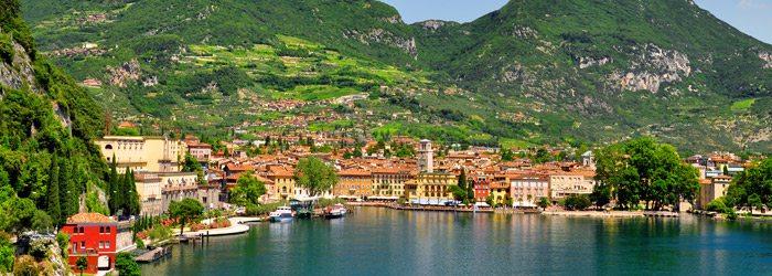 Rail Holidays to Lake Garda