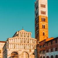 Duomo di Lucca, Lucca, Italy
