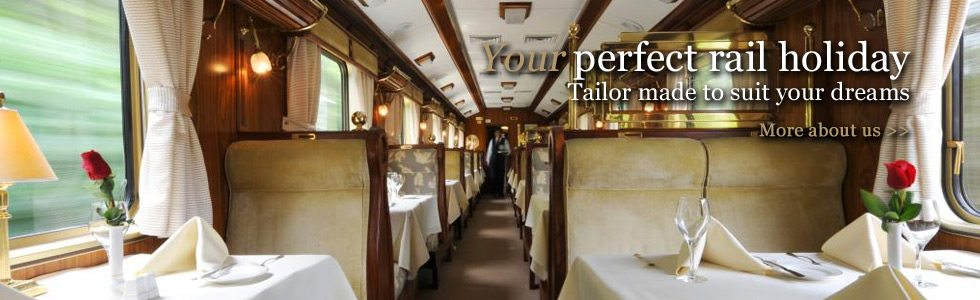 Luxury Rail Holidays