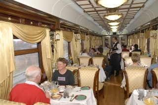 The golden eagle trans siberian express planet rail for Trans siberian railway cabins