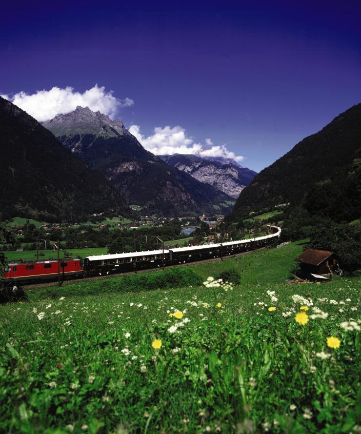 Orient Express London To Venice With Planet Rail