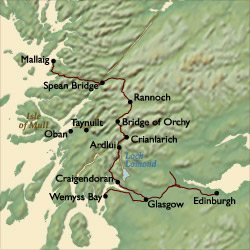western-itinerary