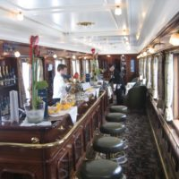 Orient Express Bar Car