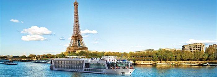 AmaLegro Luxury Cruise Ship Paris
