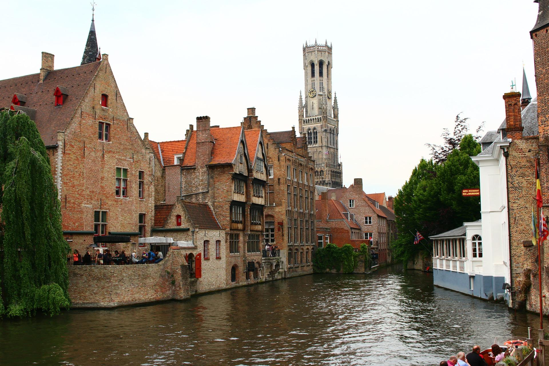 City Center Bruges