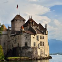 Chateau de Chillon Montreux