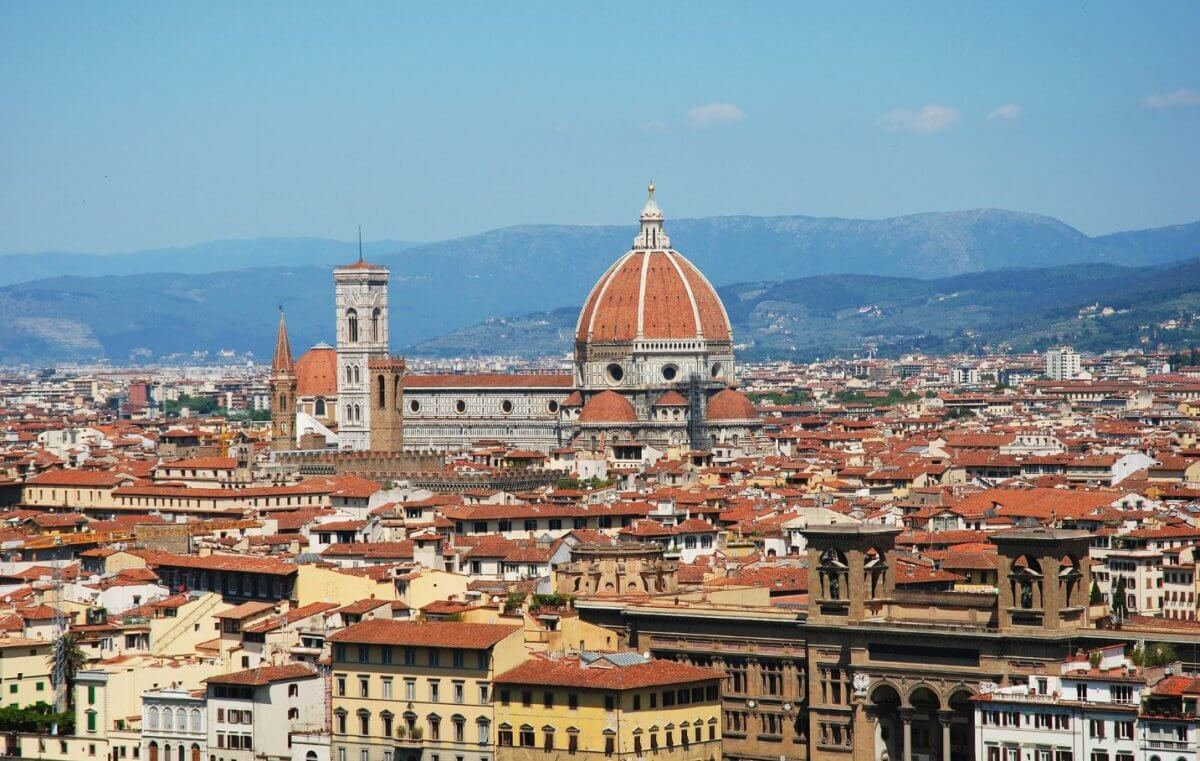 Ai Mori D Oriente Grand Tour Of Italy By First Class Rail And Return To London On