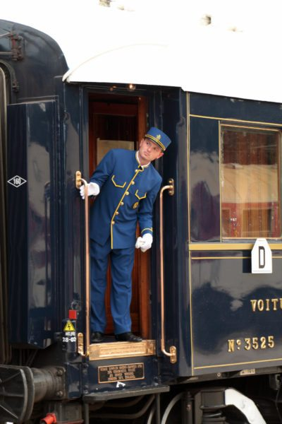 Where does the orient express go? - departure