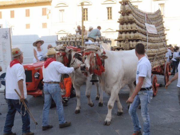 A Cart of Chianti