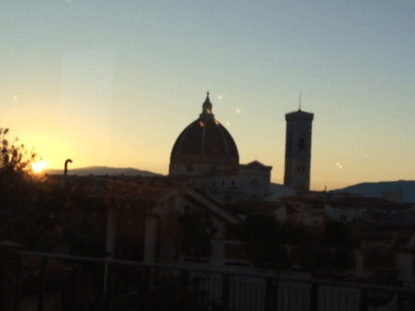 Twilight in Florence
