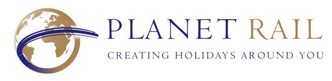 Planet Rail Train Holidays Logo