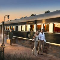 Pride Of Africa Train Holiday