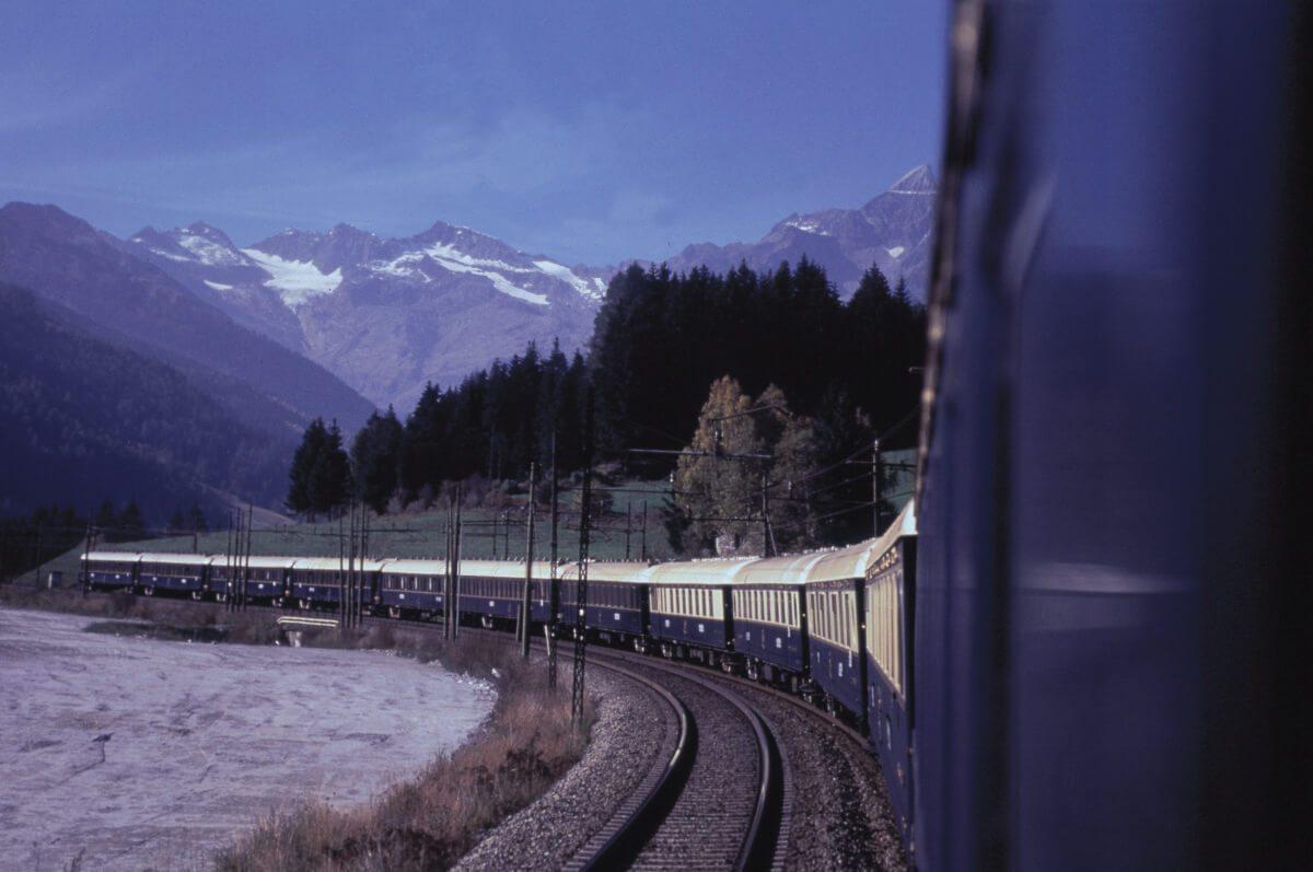 Orient Express Exterior View