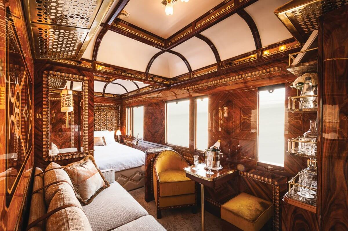 Venice Simplon Orient Express 2020 Prices And Timetables