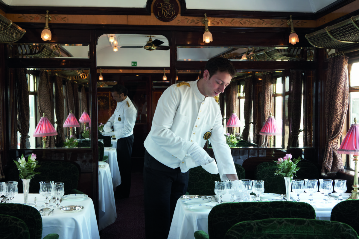 Orient Express 2018 Luxury Holiday Service