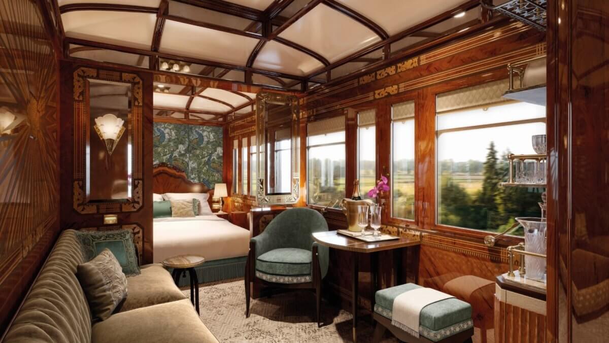 Orient Express 2018 - Luxury Orient Express Suites