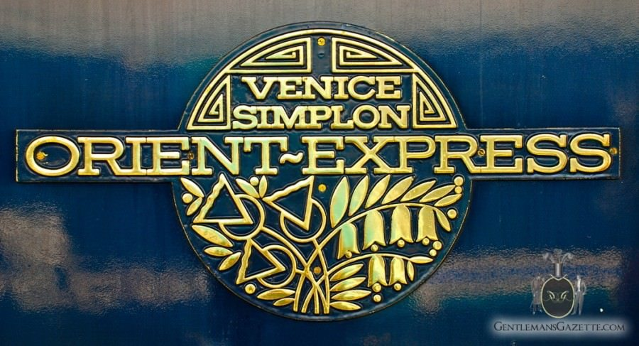 Where does the orient express go - logo